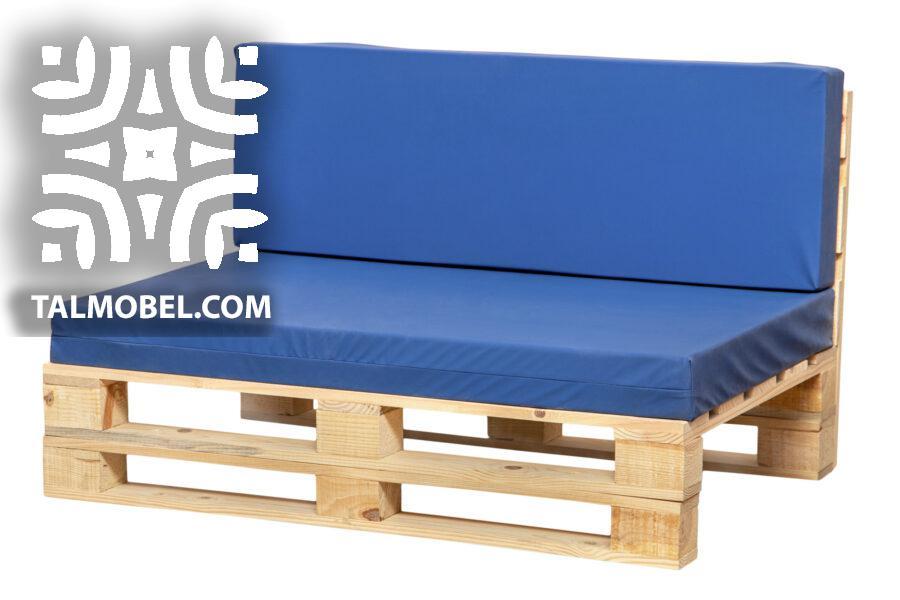 ojines impermeable para sofá color azul
