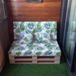 Sofá de PALETS Configurable photo review