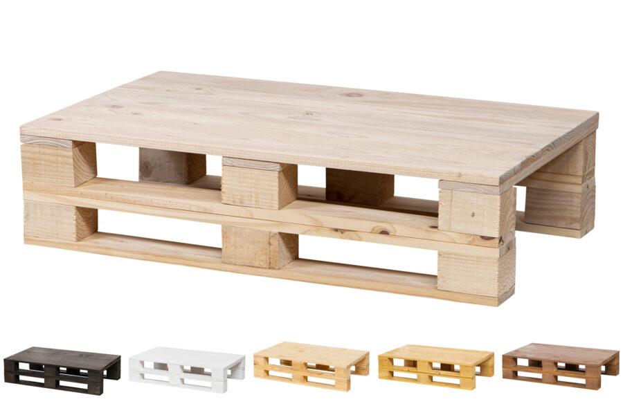 mesa palet nuevo